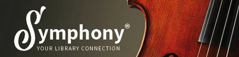 Symphony. Your Library Connection.